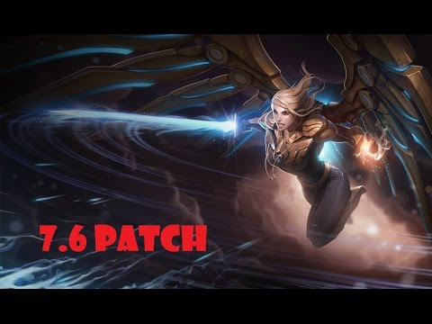 Dawidsonek  Kayle vs Yasuo - Top- Victory - Challenger Tier EUW- patch 7.6 - Season 7