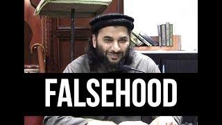 Falsehood of Adnan Rashid - Speakers Corner