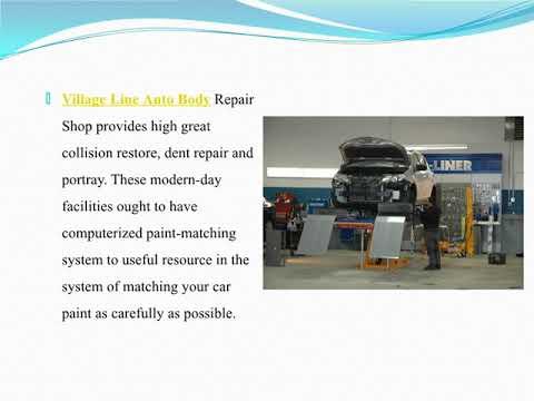 Village Auto Body >> Village Line Auto Body Repair Shop Auto Body Repair Expert In Amityville New York