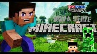 Minecraft- 100 rumo EP #1