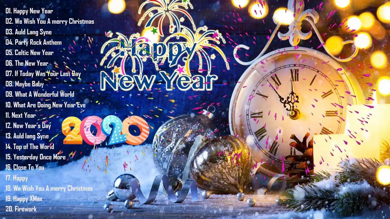 Feliz Año Nuevo 2020 Mix Cuenta Atrás Para El Año Nuevo Musica De Nochevieja 2020 Youtube