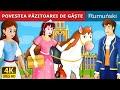 Download POVESTEA PĂZITOAREI DE GÂȘTE | Povesti pentru copii | Basme in limba romana | Romanian Fairy Tales