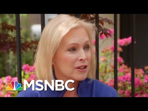 Big Idea: Sen. Kirsten Gillibrand's Vision For Paid Family Leave | Velshi & Ruhle | MSNBC