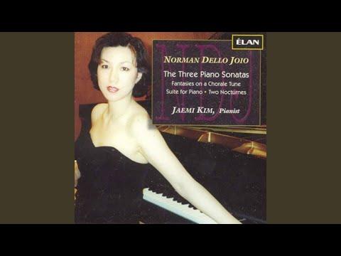 Piano Sonata No. 1, I. Chorale Prelude