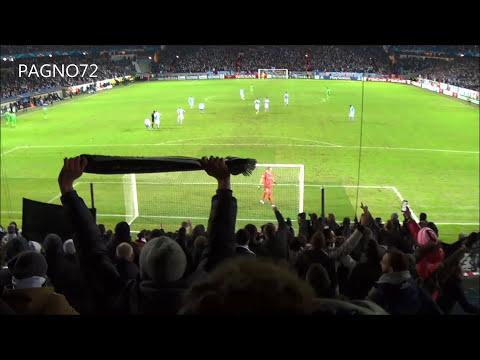 Malmö FF Vs JUVENTUS  Goal Tevez 0-2