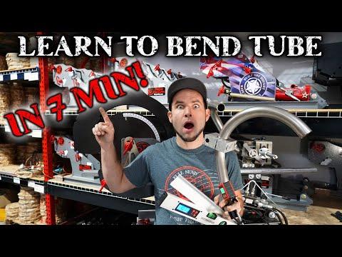 Bending 101 - Tube Bender Techniques, Design Tips, Layout Tricks, S Bends, Measuring, And More!