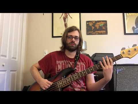 Nirvana - Breed Bass Lesson