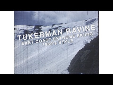 Tuckerman Ravine, New Hampshire