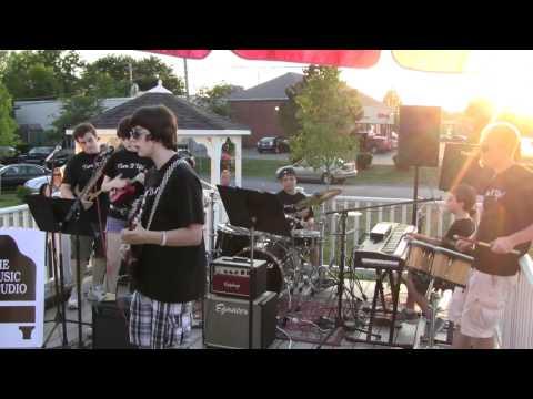 The Music Studio Rocks! Live show - Second set, part 1