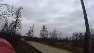 Охота на куропатку на крайнем севере