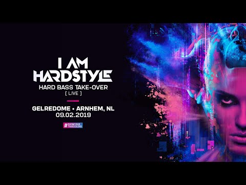 I AM HARDSTYLE Take-Over at Hard Bass 2019 Mp3