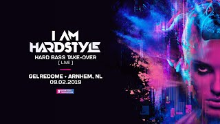 I AM HARDSTYLE Take-Over at Hard Bass 2019