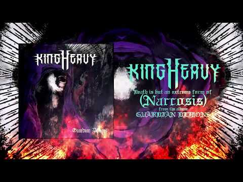 """KING HEAVY """"(death is but an extreme form of) Narcosis"""""""