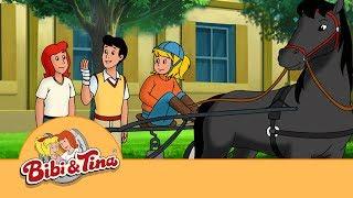 Bibi & Tina - Ein unfaires Rennen