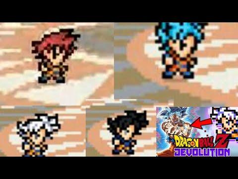 Dragon Ball Devolution 2019 Para Android