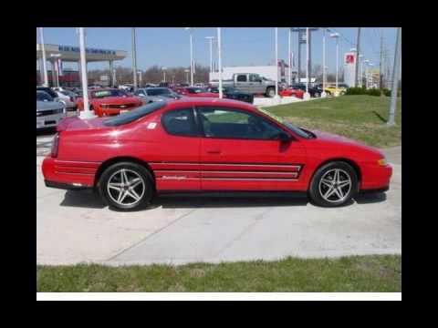 Dale Earnhardt Chevrolet >> 2004 CHEVROLET MONTE CARLO SS SUPERCHARGED DALE EARNHARDT ...