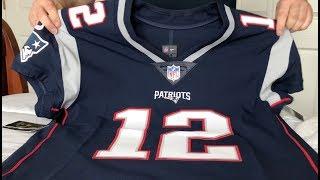 Nike Tom Brady New England Patriots Vapor Untouchable Elite Jersey