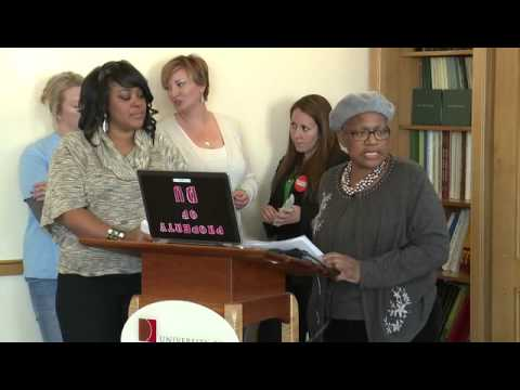 Colorado Women's College South Africa Study Abroad: Social Justice Student Presentation.mp4