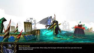 Warcraft 3 The Frozen Throne #27 Undead Campaign FINAL - A Symphony Of Frost And Flame