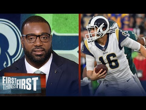 Chris Canty explains why he thinks Seattle will beat L.A. during Week 15 | FIRST THING FIRST