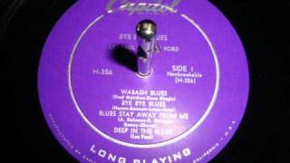 02.Les Paul and Mary Ford - Bye bye Blues