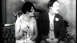 YES YES NANETTE 1925 STARRING OLIVER HARDY ( DIRECTED BY STAN LAUREL )