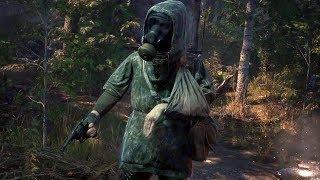 CHERNOBYLITE Gameplay Trailer (New Survival Horror Game 2019)