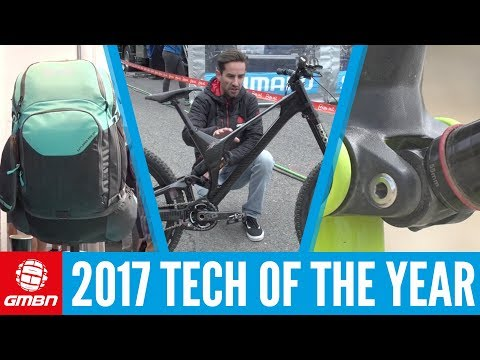 GMBN's Best Mountain Bike Tech Of 2017