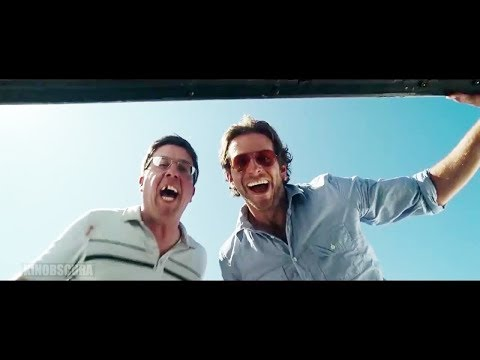 The Hangover (2009) - Doug's In The Trunk