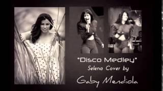Disco Medley (Selena Quintanilla) Cover By Gaby Mendiola