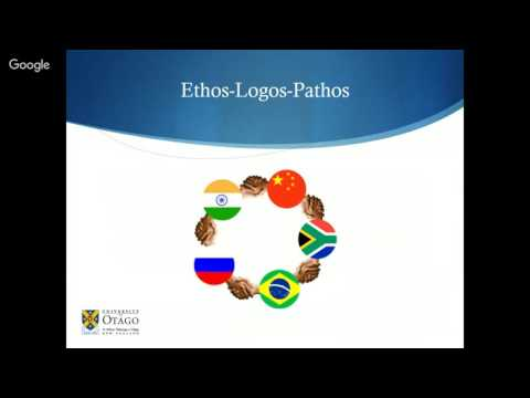 Carolijn van Noort: Strategically narrating a joint development path: the case of the BRICS