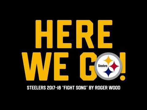 """""""Here We Go!"""" Steelers Fight Song 2017-18"""