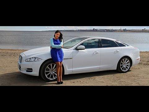 Автомобиль Jaguar XJ. Обзор классической модели. Car Jaguar XJ. Review of the classical model