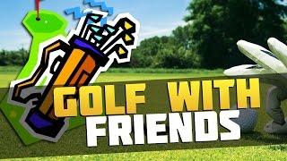 ДЕВУШКА ИГРАЕТ В ГОЛЬФ - КТО ЖЕ ПОБЕДИТ? ► Golf With Friends
