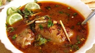 Chicken Nihari Recipe (Urdu / Hindi)