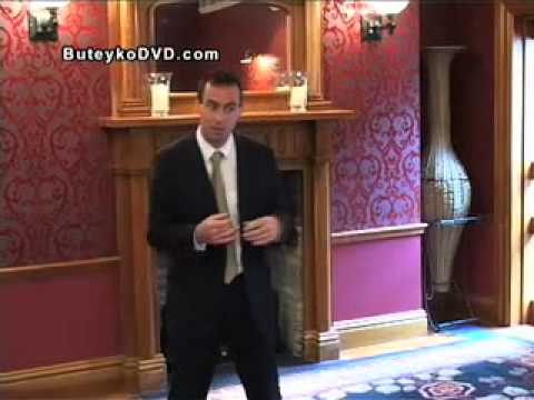 AVOID ASTHMA - Learn The BUTEYKO BREATHING METHOD With Patrick McKeown