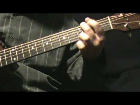 Rose Colored Glasses Guitar Lesson Example