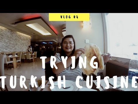 Food: Grand Lounge Turkish Cuisine | CARaoke || Kristal Ginete