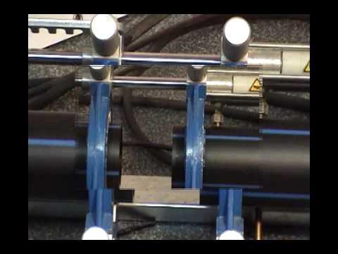 Сварка полиэтиленовых труб своими руками видео