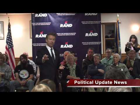 Raw Video: Rand Paul New Hampshire Town Hall