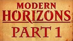 Modern Horizons Spoilers - Part 1