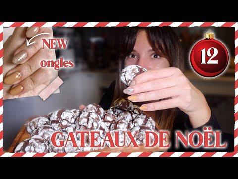 ♡-gateaux-de-noËl-nouveaux-ongles-//-vlogmas-12