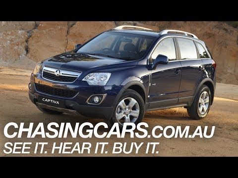 2013 Holden Captiva 5 SUV Review (Chevrolet Captiva / Opel Antara)     ChasingCars.com.au