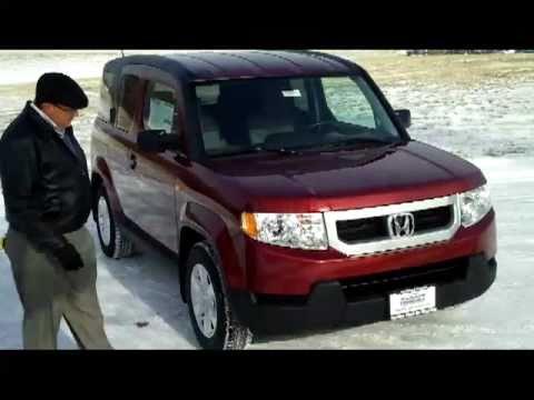 2011 Honda Element For Sale At Honda Cars Of Bellevue An