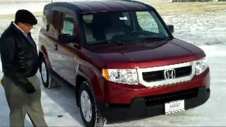 2011 Honda Element for sale at Honda Cars of Bellevue...an Omaha Honda Dealer