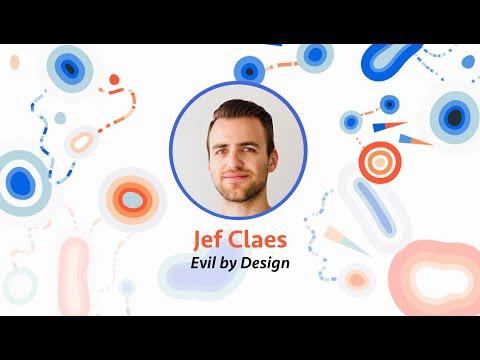 Jef Claes — Evil by Design