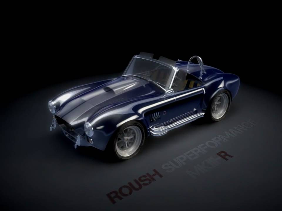Like A Dream - Roush Superformance MKIII-R aka AC Cobra
