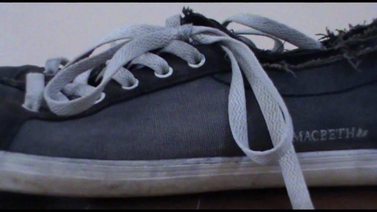 Tip Trik Recolor Warnai Ulang Sepatu Macbeth Yang Kusam Diy