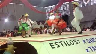 Final Juvenil Estilo Hidalguense Jacala 2012