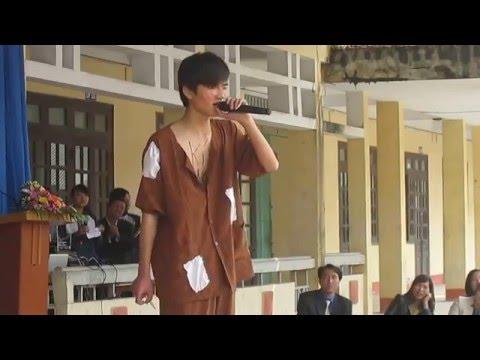 Chí Phèo - Thị Nở bá đạo thời hiện đại . Hài, cười vỡ bụng với 11A2 - THPT Tiên Lữ.